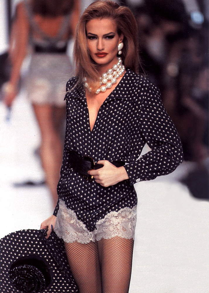 Karen Mulder - Page 23 - the Fashion Spot