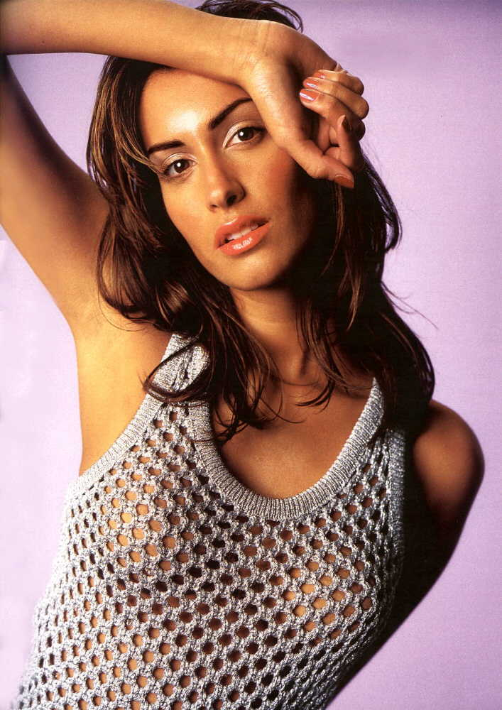 Yasmeen Ghauri - Wallpaper Actress